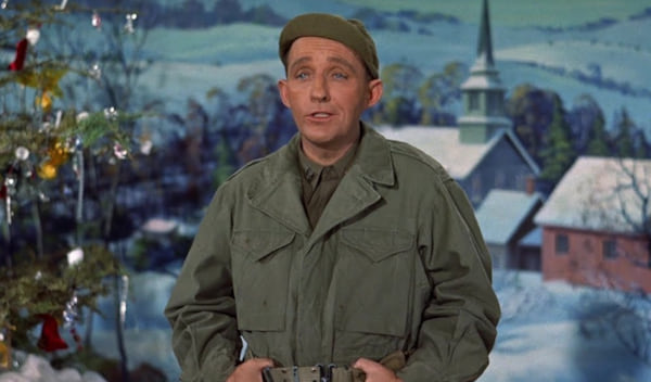 movies, celebs, White Christmas, 1954, bing crosby