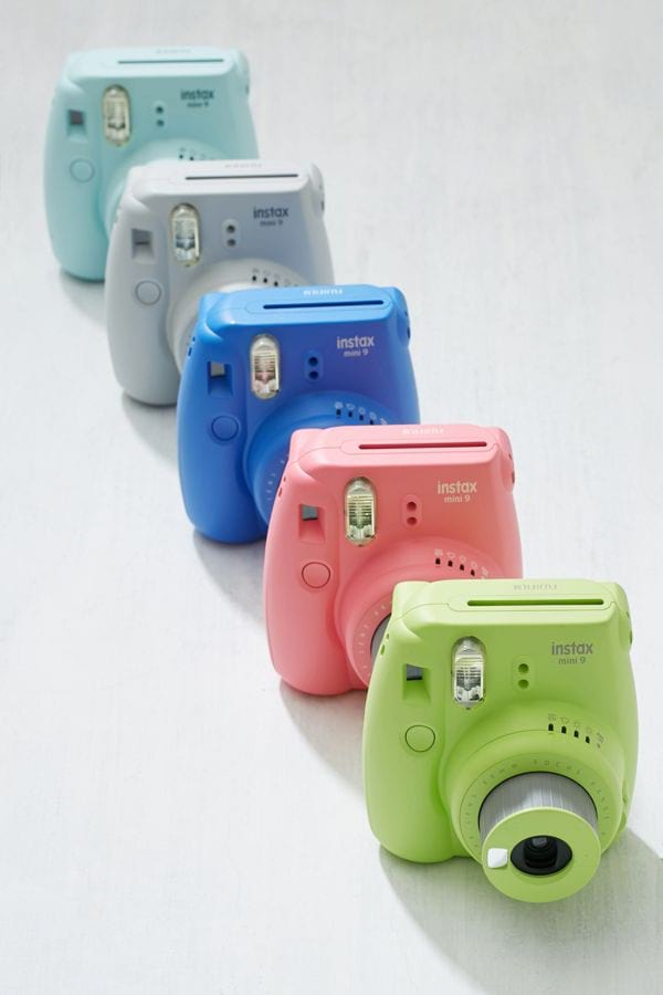 Fujifilm Instax Mini 9 Instant Camera from Urban Outfitters