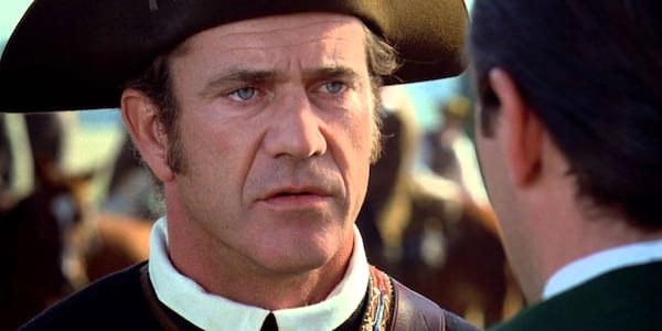 Mel Gibson, movies, the patriot
