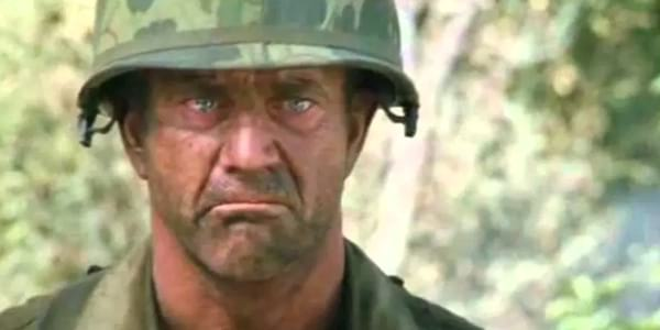 Mel Gibson, movies, We Were Soldiers
