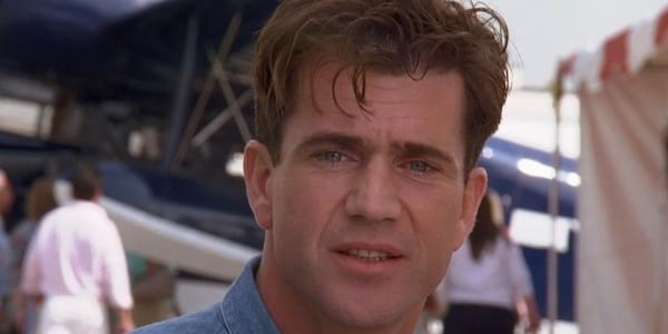 Mel Gibson, movies, Forever Young