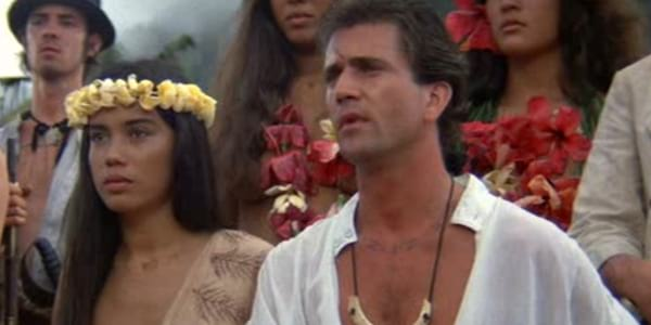 Mel Gibson, movies, The bounty