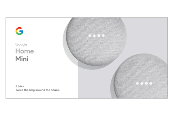 Google Home Mini from Jet