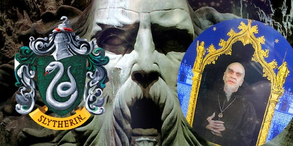what percent Salazar Slytherin Are You, Salazar Slytherin, HP quiz