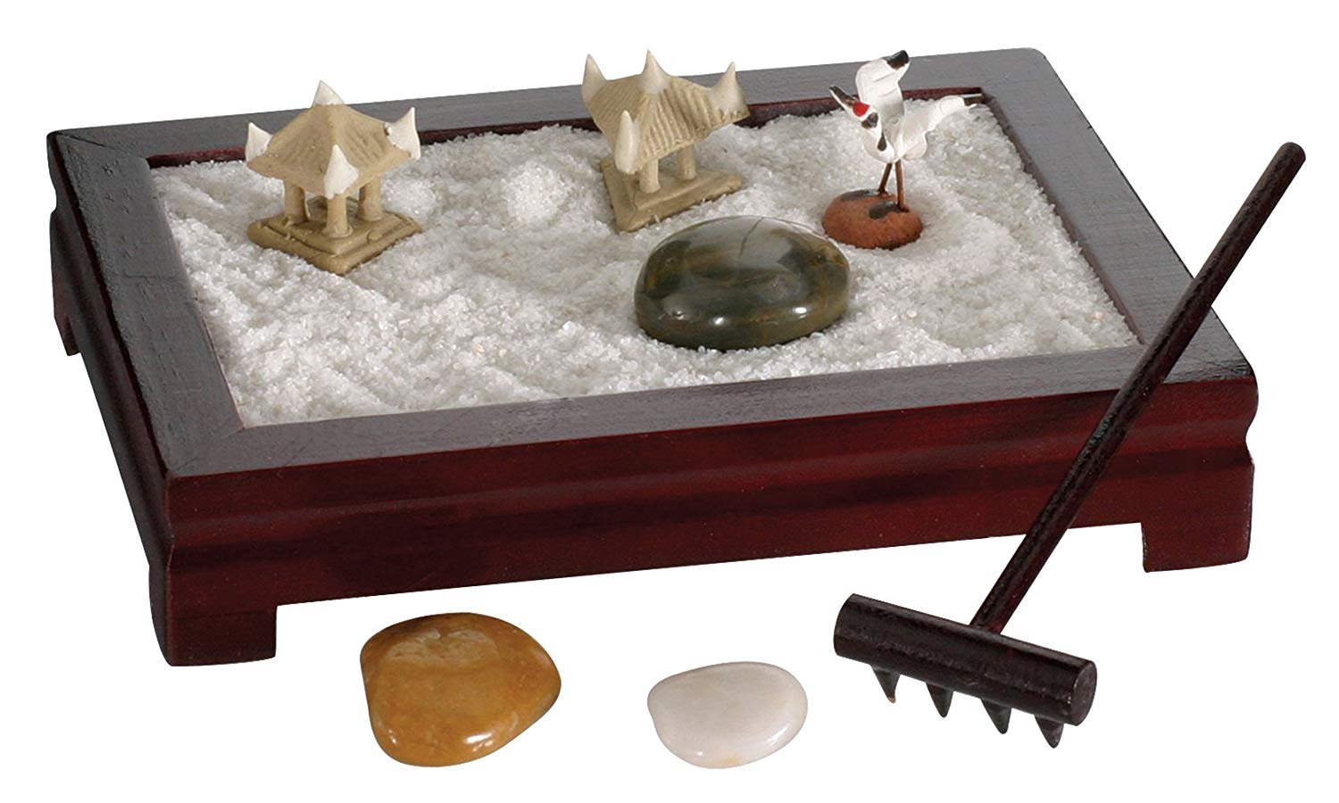 Mini zen garden from Amazon