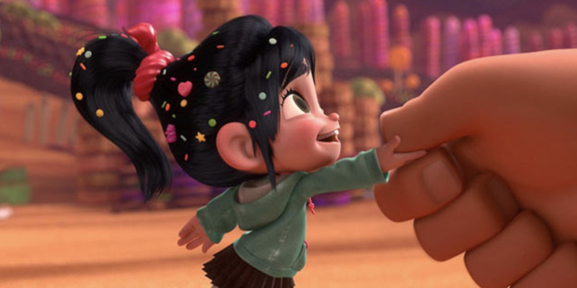 wreck-it ralph, Disney, movies