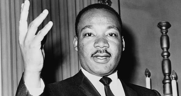 Martin Luther King Jr., america, history
