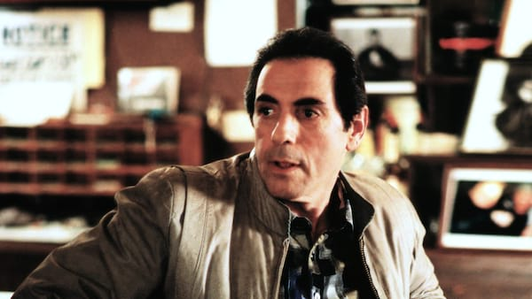 tv, The Sopranos, david proval as richie aprile