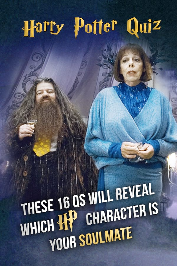 Hogwarts Quiz: These 16 Qs Will Reveal Which HP Character Is