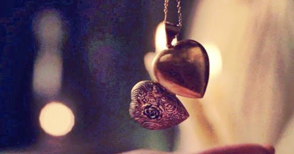 The locket from A Little Princess