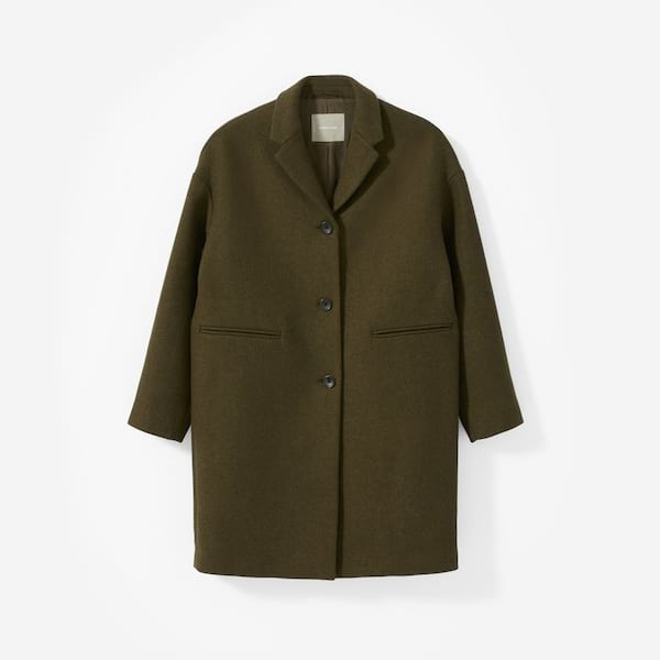 The Cocoon Coat from Everlane