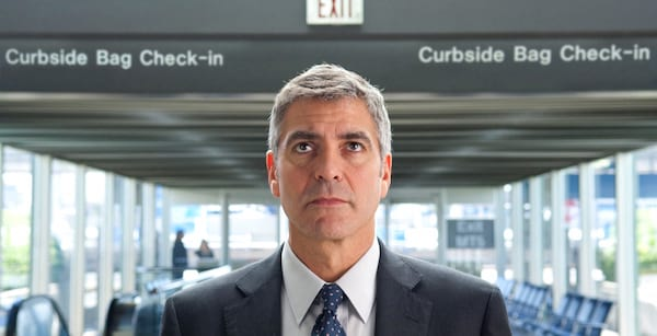 george clooney, up in the air, travel, Geography, adventure