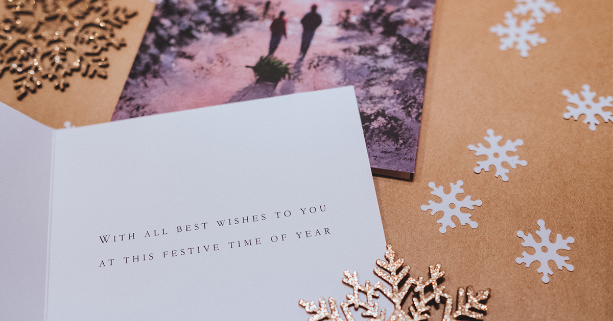 cheap holiday cards 2018, 2019