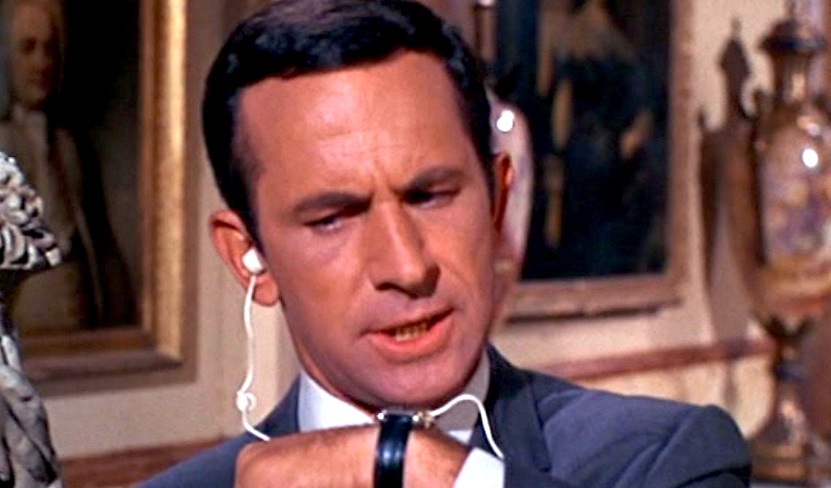 tv, Get Smart, 1960s series, don adams as maxwell smart