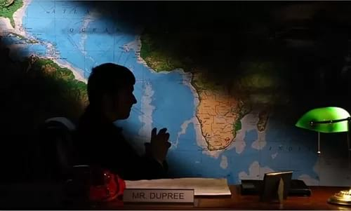 Mr. Dupree Escape Room Mission in Wisconsin