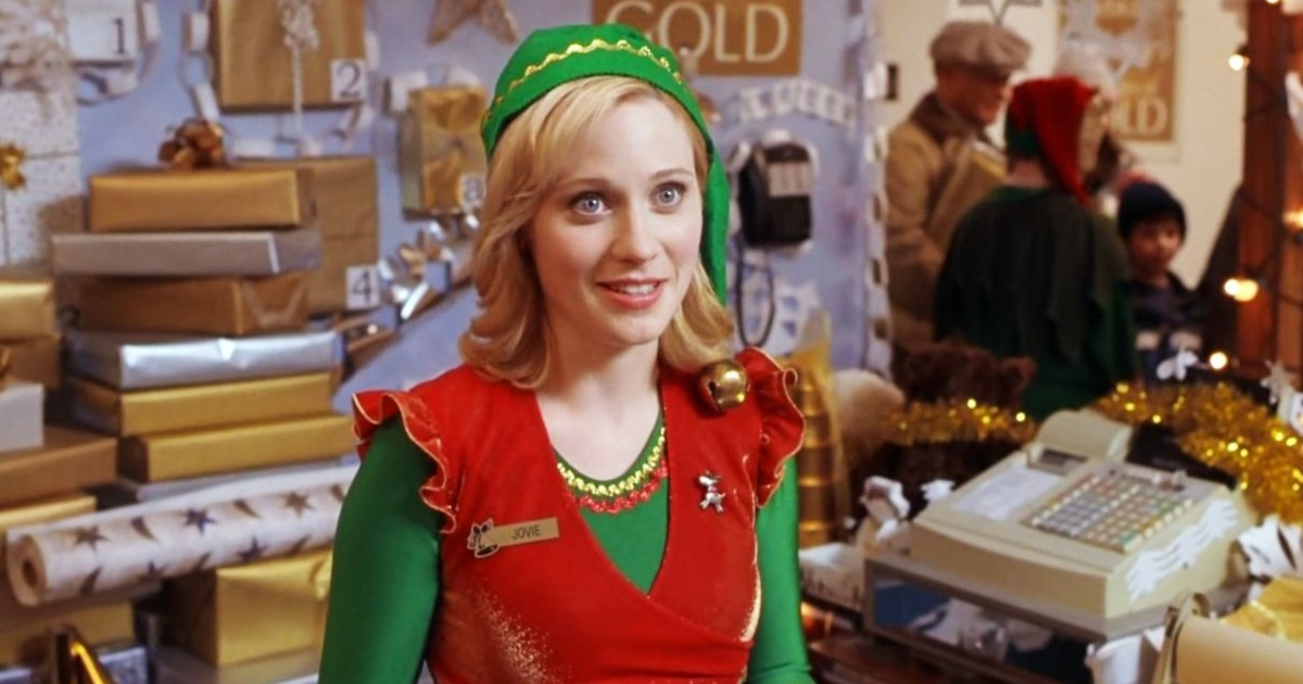 Scene from the Christmas movie 'Elf'