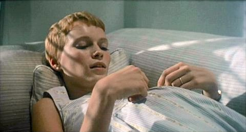 Rosemary's Baby, mia farrow, mom, teacher, smart, kind, blonde, SoSo