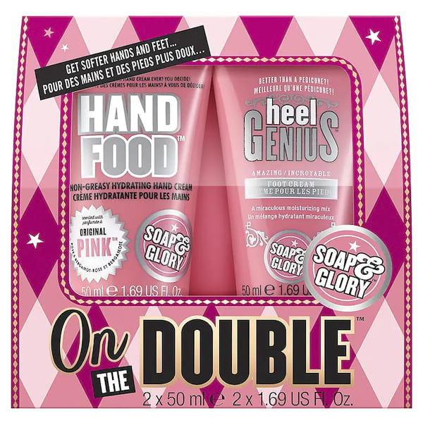 Soap & Glory gift set from Walgreens