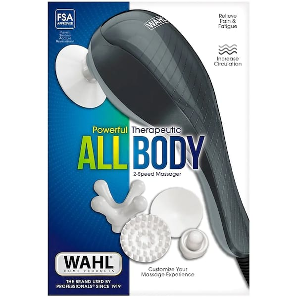 Wahl All-Body Powerful Therapeutic Massager