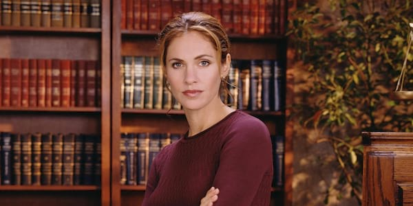 lawyer, tv, Judging Amy