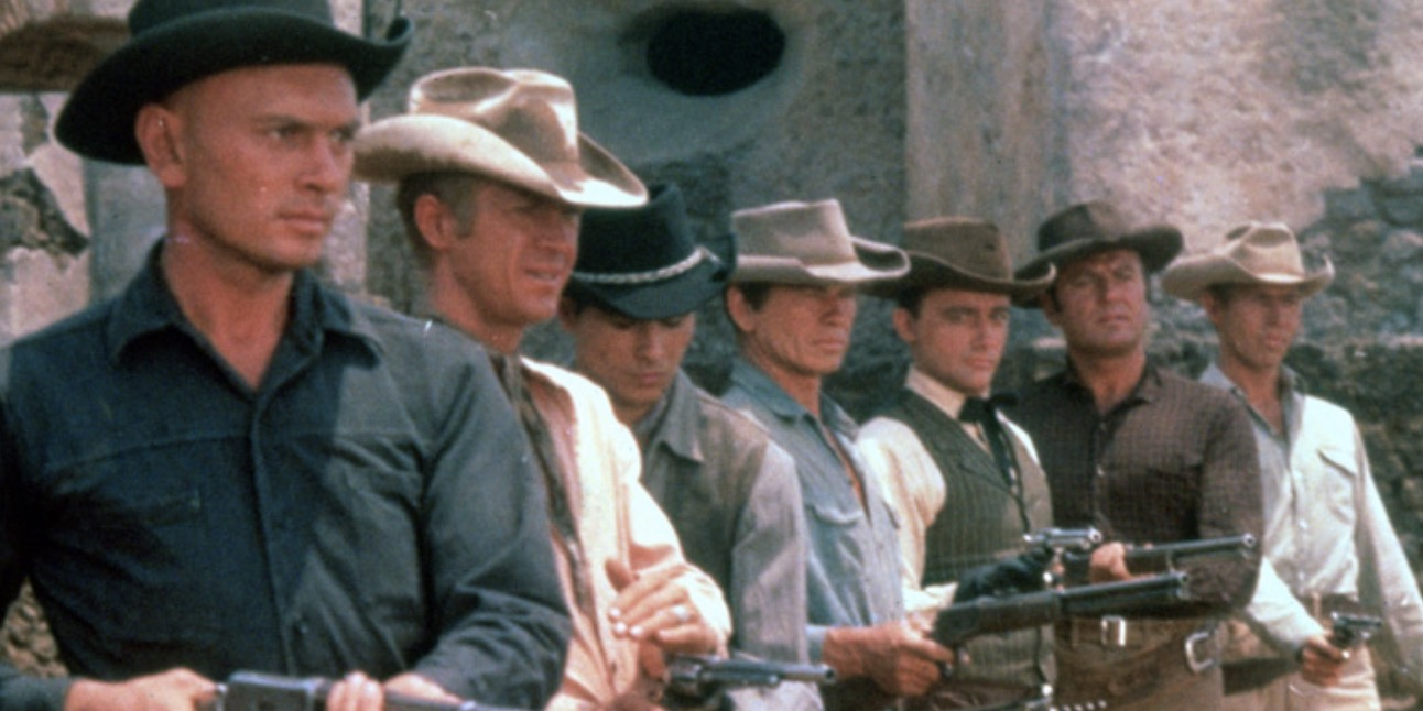 Western, movies, The Magnificent Seven
