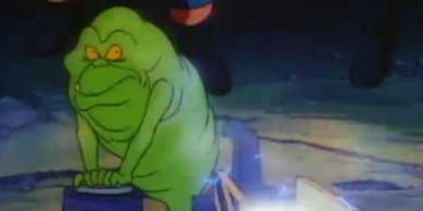 cartoon, 80s, tv, The Real Ghostbusters