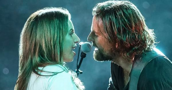 lady gaga and bradley cooper singer together in a star is born, movies 2018