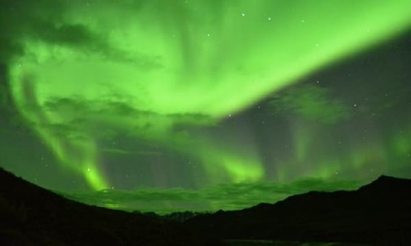 Anchorage Northern Lights tour on Groupon