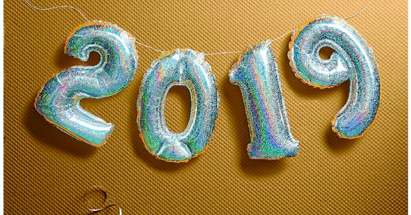 new year's eve 2019 balloon prop