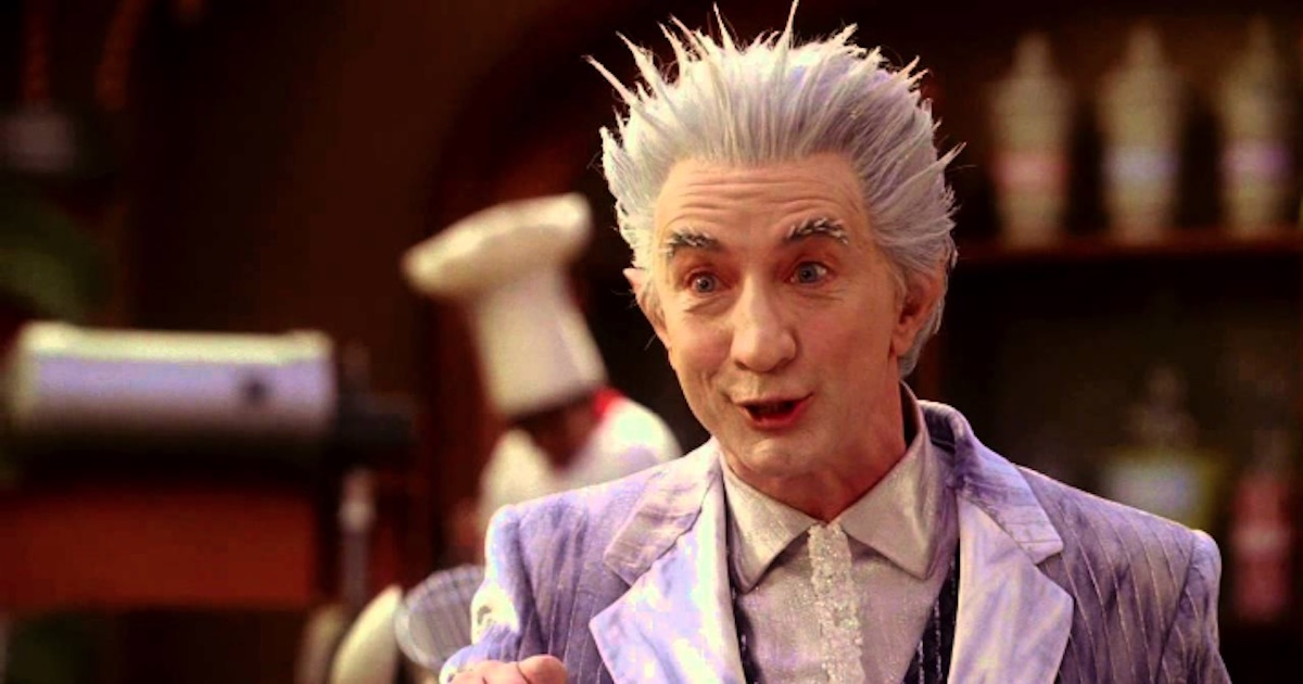 jack frost in the santa clause 3, disney movies
