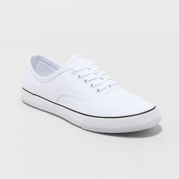 Women's Layla Lace up Canvas Sneakers from Target