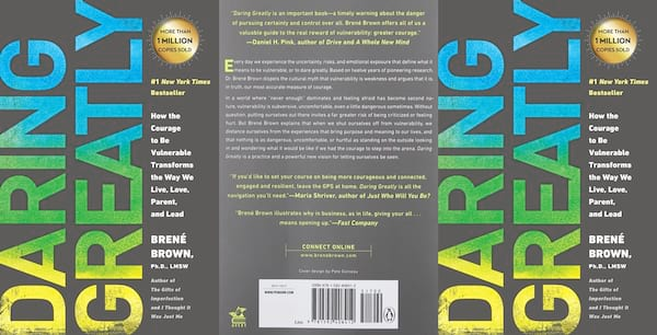 health, books, Daring Greatly by Brene Brown, Self Care Books For the New Year