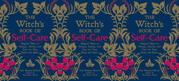 health, books, The Witch's Book of Self-Care by Arin Murphy-Hiscock, Self Care Books For the New Year