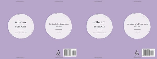 Self Care Books For the New Year, Self-Care Sessions by Alexandra Elle, books, health
