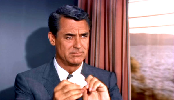 movies, celebs, North by Northwest, 1959, Cary Grant, AMC