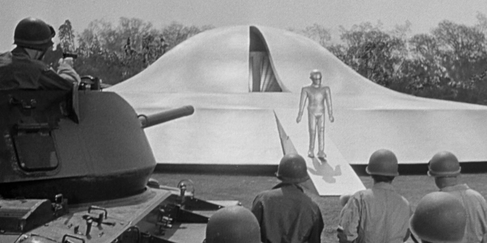 scifi, movies, the day the earth stood still