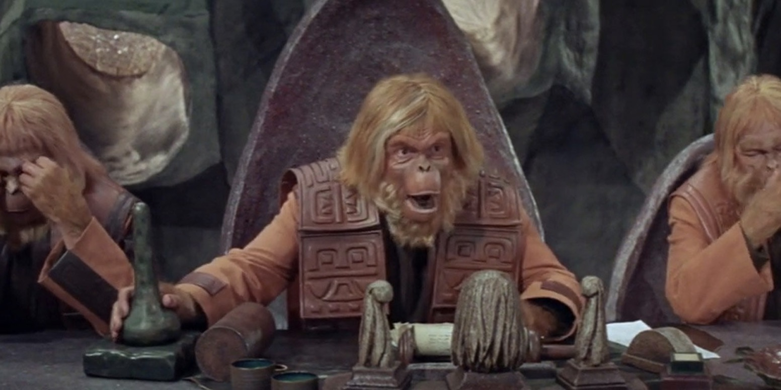 scifi, movies, planet of the apes