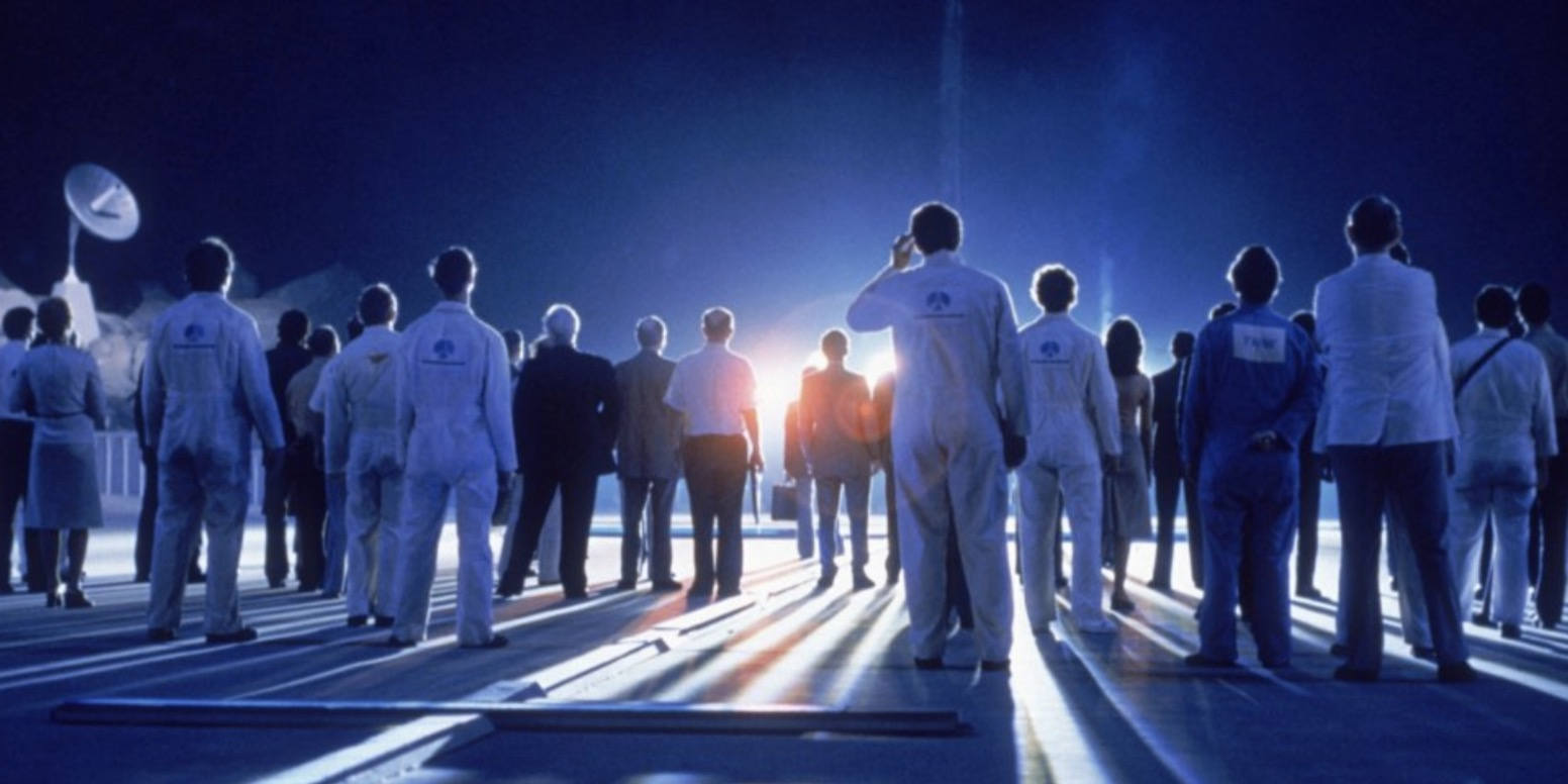 scifi, movies, Close Encounters of the Third Kind