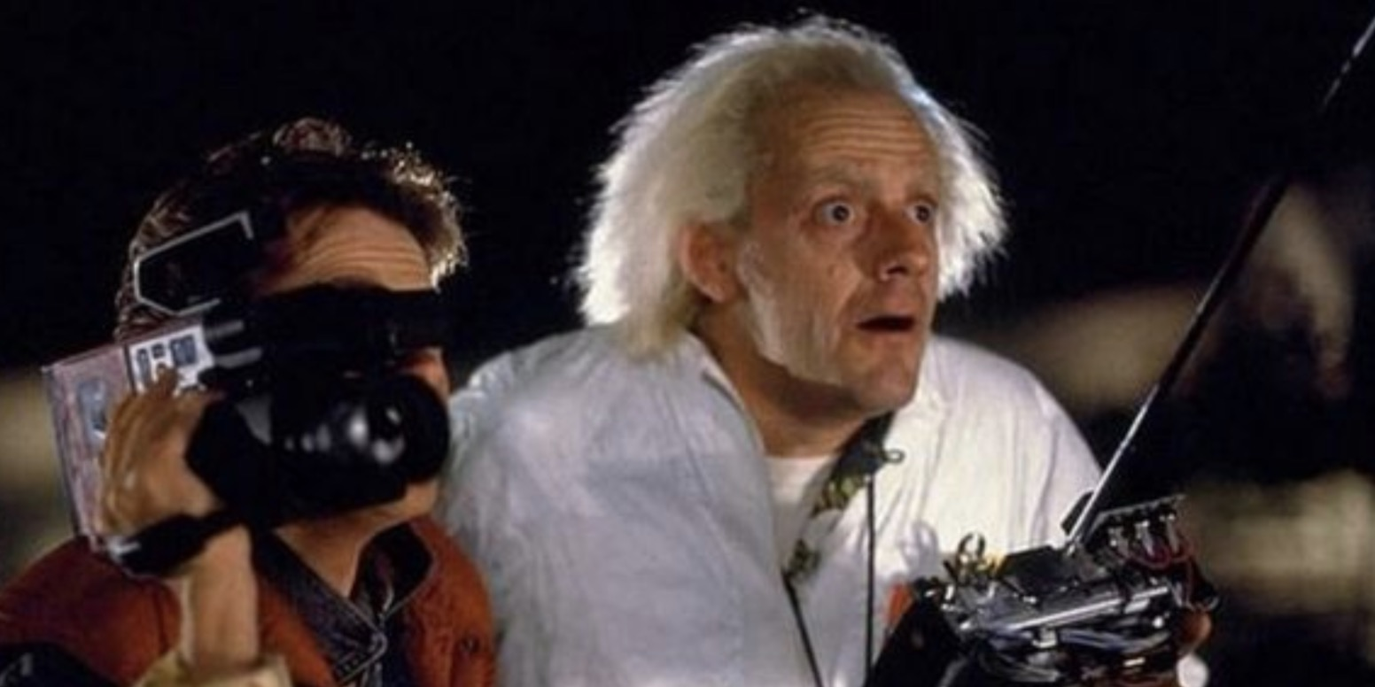 scifi, movies, back to the future