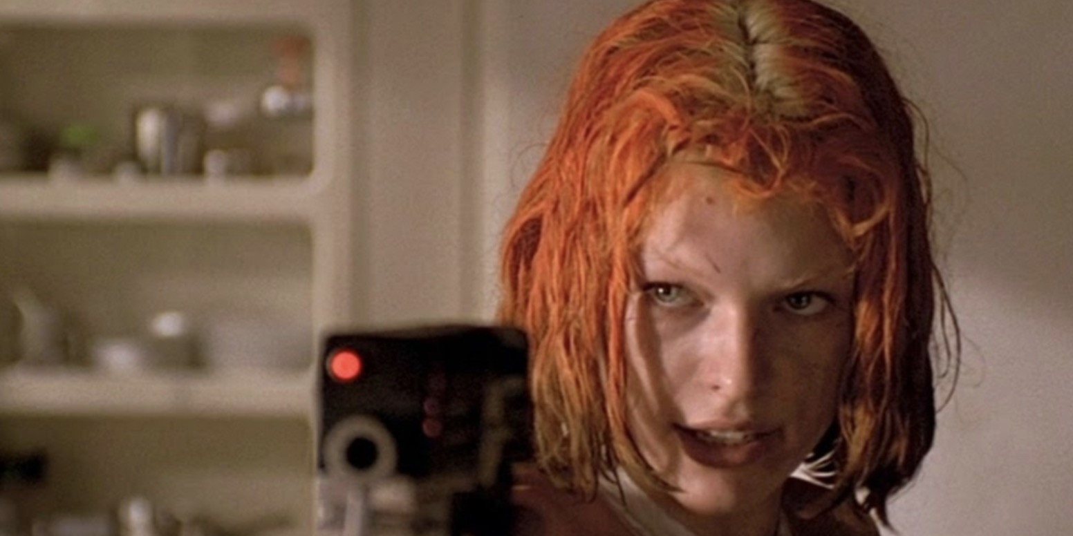 scifi, movies, The Fifth Element