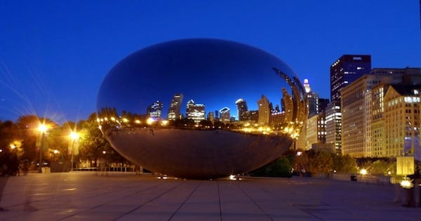 the bean in chicago illinois