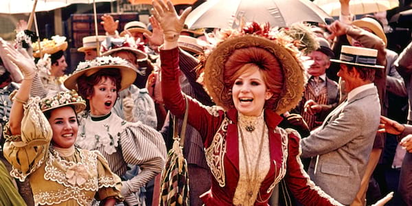 musical, movies, hello, dolly!