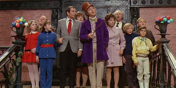 musical, movies, Willy Wonka & the Chocolate Factory