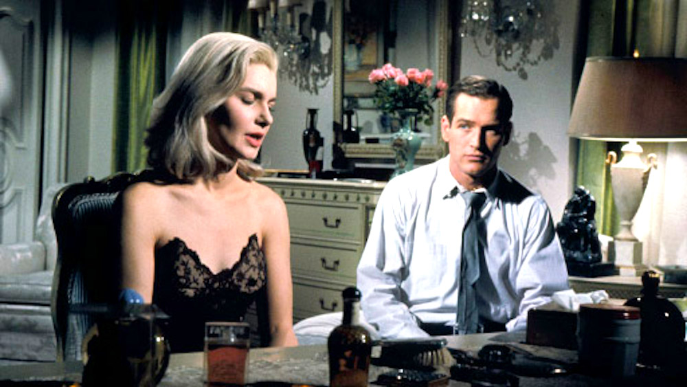 movies, celebs, from the terrace, 1960, joanne woodward, paul newman