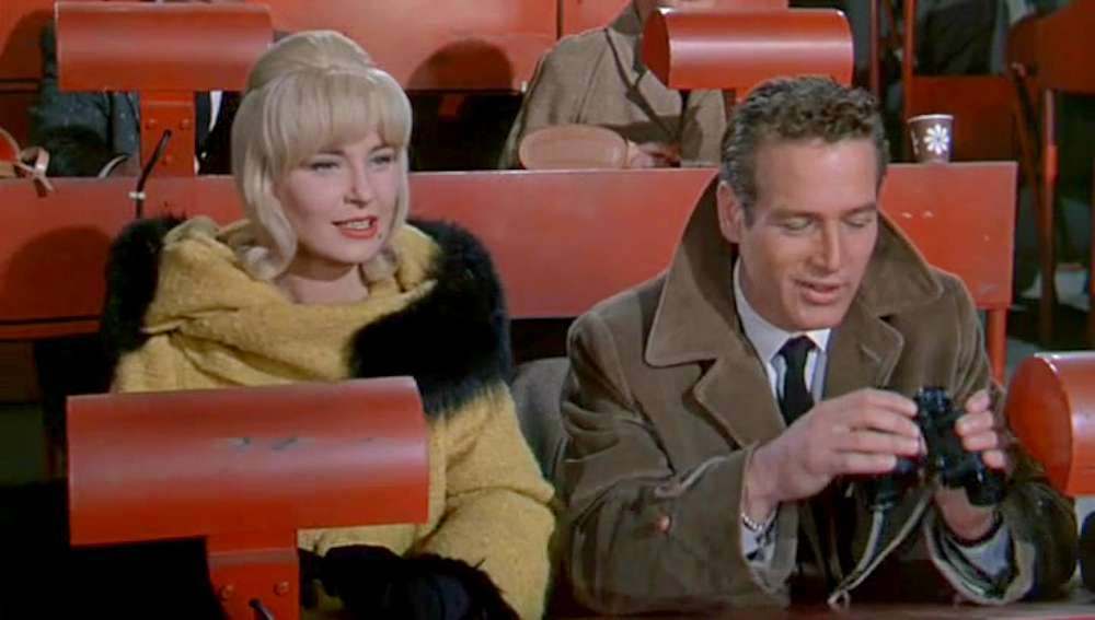 movies, celebs, a new kind of love, 1963, joanne woodward, paul newman