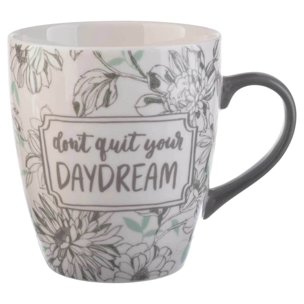 'Don't Quit Your Daydream' coffee mug from Target