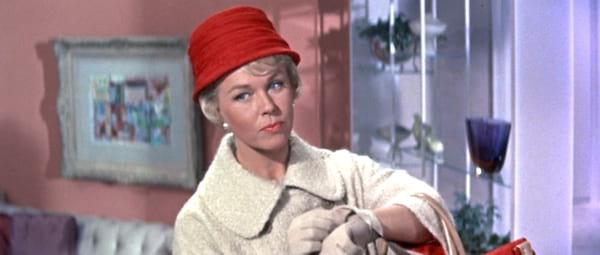 doris day, pillow talk, blonde, think, woman, oldies, Vintage, old, turner classic