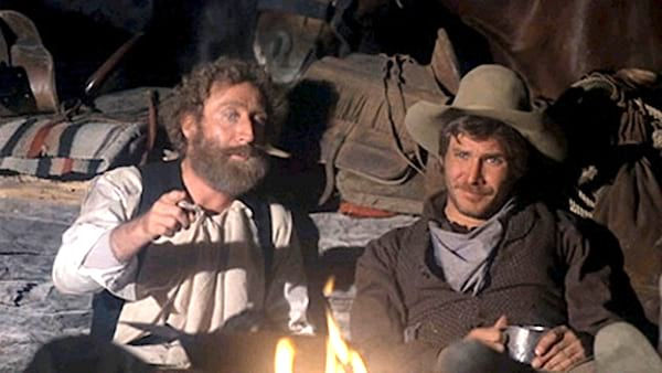 movies, celebs, the frisco kid, 1979, gene wilder, harrison ford