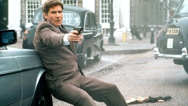 movies, celebs, Patriot Games, 1992, harrison ford
