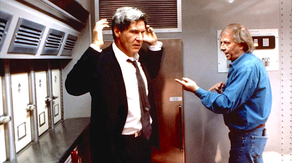 movies, celebs, air force one, 1997, harrison ford
